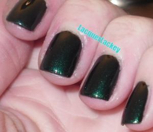 Models Own Emerald Black